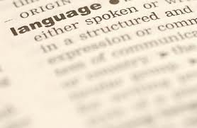 What's in a name: some thoughts on the importance of language to the professions